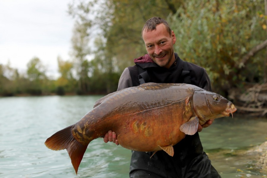 Kenneth Oppermann, 52lb, Big Southerly, 26.10.19