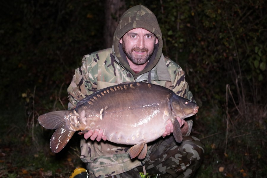 Chris Clarke, 20lb, Co's Point, 02/11/2019