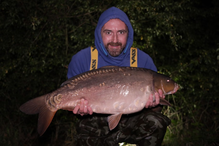 Chris Clarke, 23lb 8oz, Co's Point, 02/11/2019