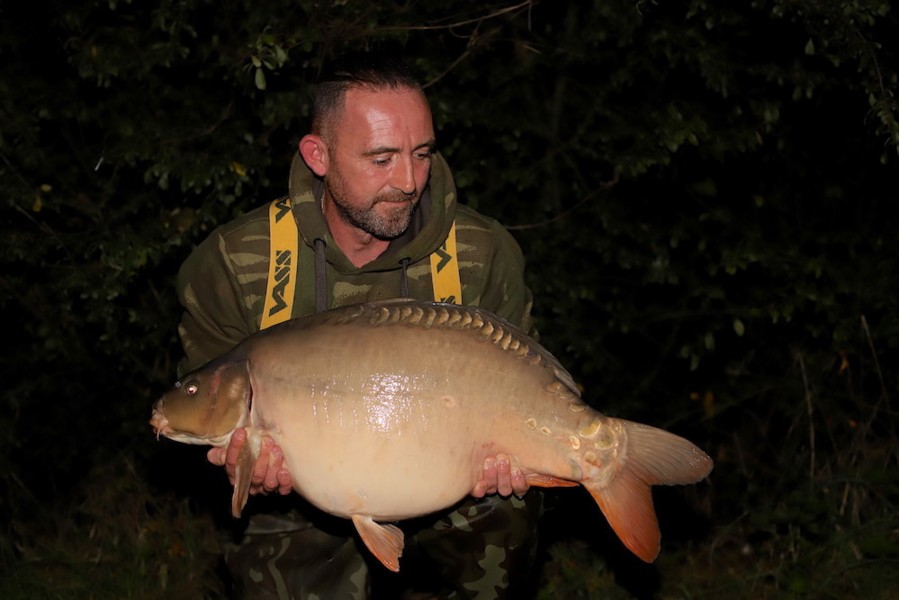 Chris Clarke, 27lb 12oz, Co's Point, 26/10/2019