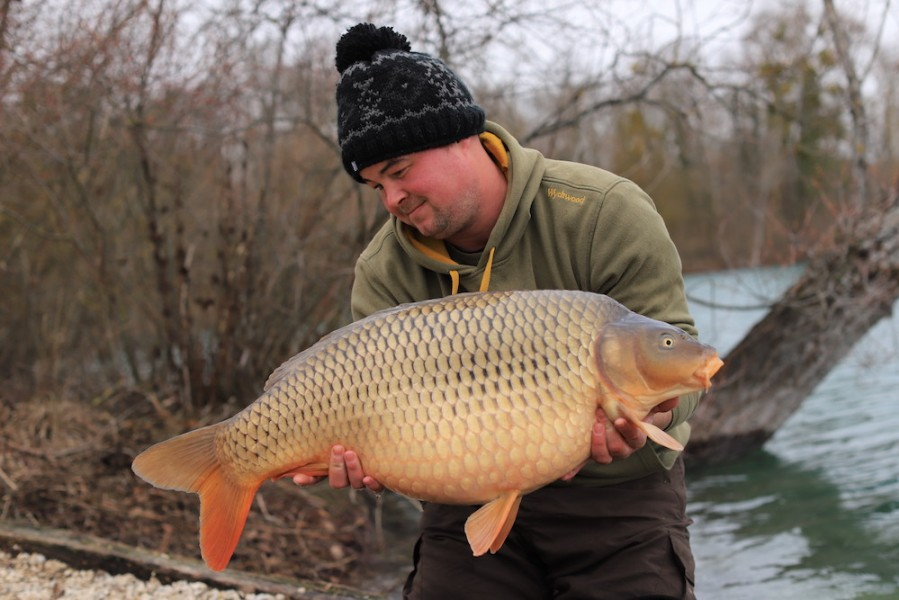 Matt Shepherd, 32lb, Co's Point, 11.01.2020