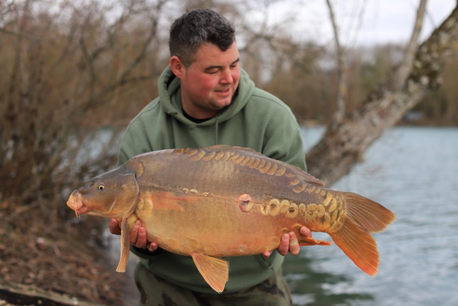 Matt Shepherd, 28lb 8oz, Co's Point, 11.01.2020