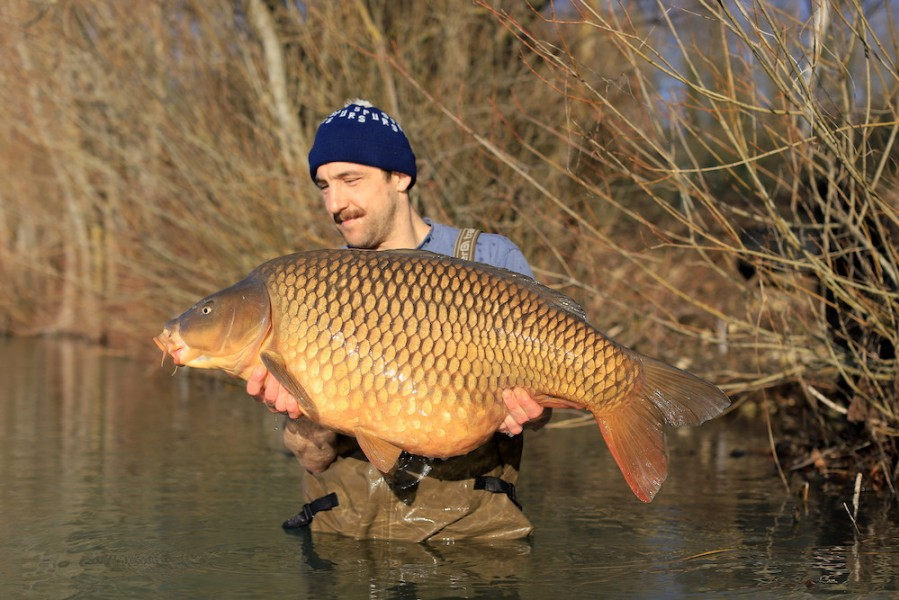 James Hayden, 44lb 4oz, The Stink, 11.01.2020