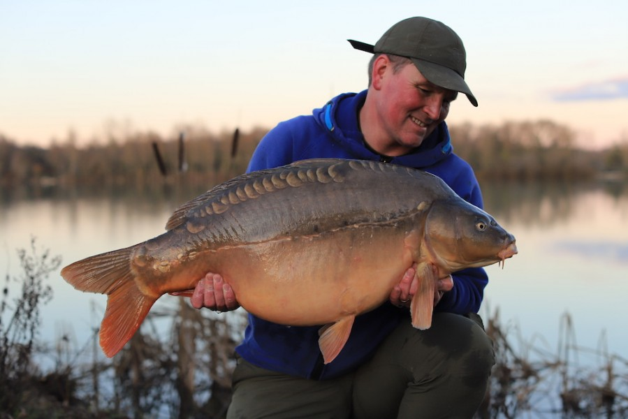 Andy Savage, 30lb 8oz, Pole Position, 04.01.2020