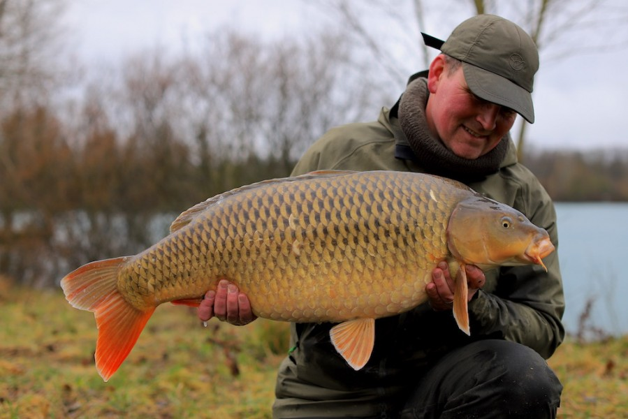 Andy Savage, 27lb 8oz, Pole Position, 04.01.2020