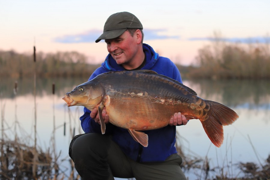 Andy Savage, 26lb, Pole Position, 04.01.2020