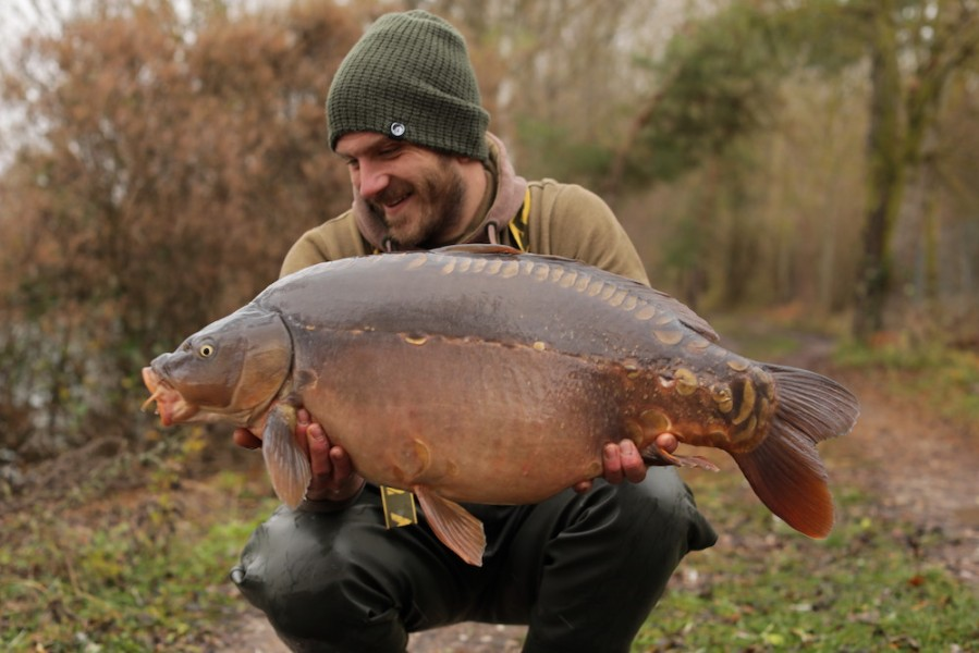Seb Dickinson, 30lb, The Stink, 07.12.19