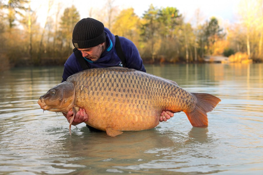 James Jones, 88lb 4oz, Alcatraz, 14.12.19