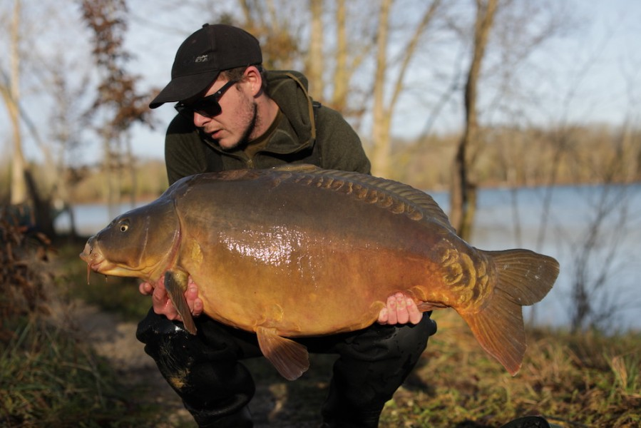 James Jones, 48lb 12oz, Alcatraz, 14.12.19
