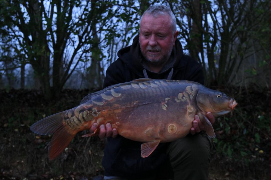 Barry Yeomans, 22lb, Bobs Beach, 01/02/2020