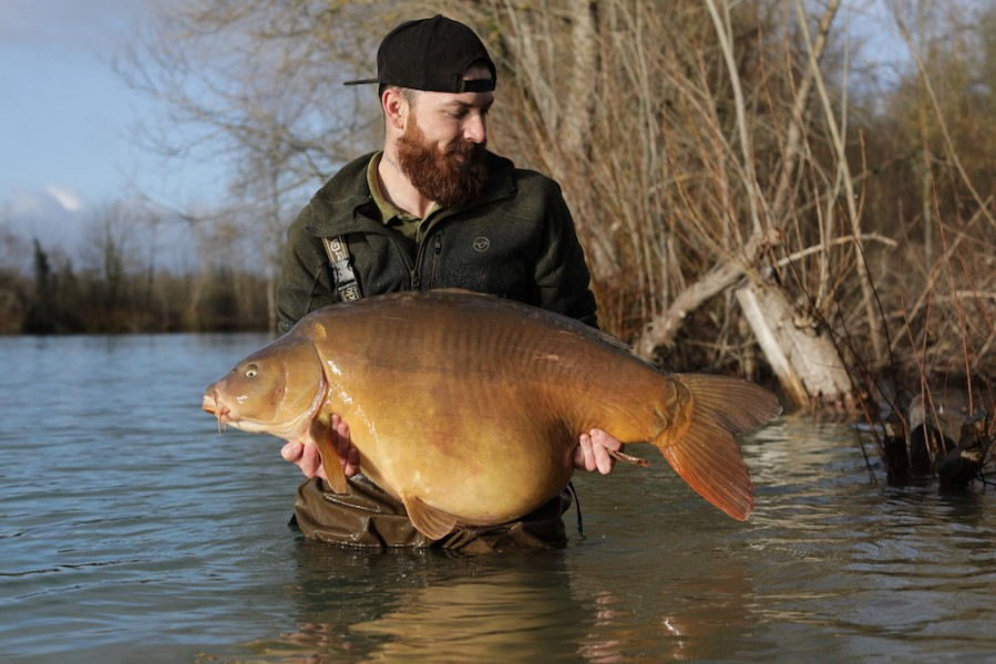 Deacon Olley, 60lb 4oz, Big Southerly, 08.02.20
