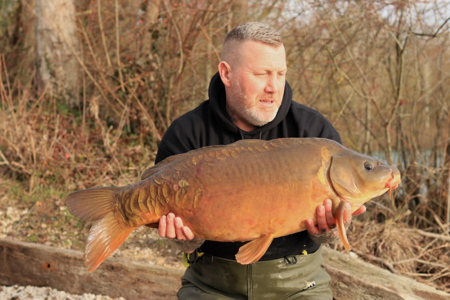 Dean Cullen, 25lb, Co's Point, 08.02.20