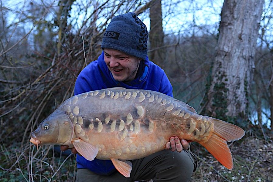 James Jones, 28lb, Co's Point, 08.02.20