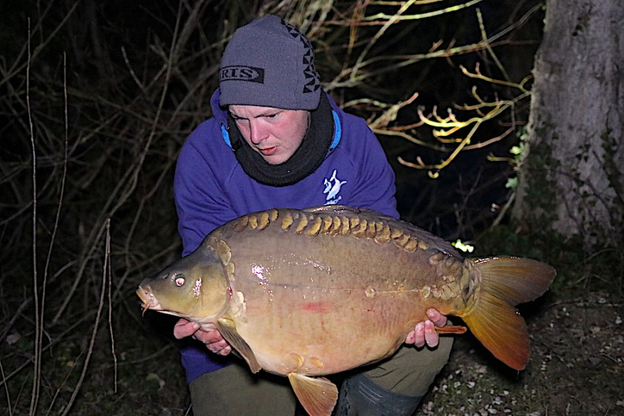 James Jones, 27lb 8oz, Co's Point, 08.02.20