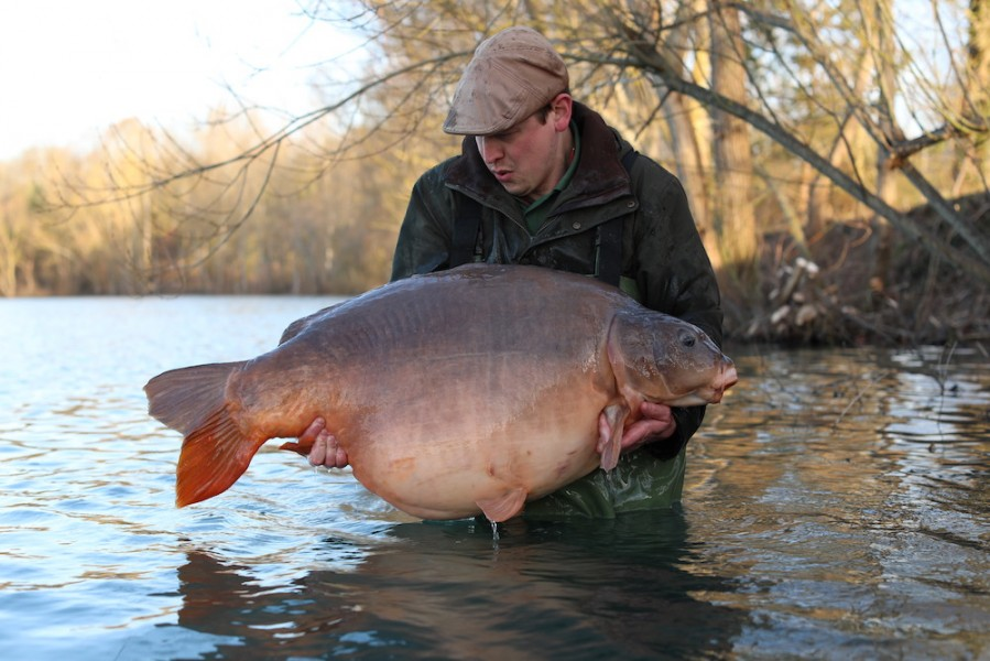 Sam O'Brien, 74lb 12oz, Alamo, 15.02.20