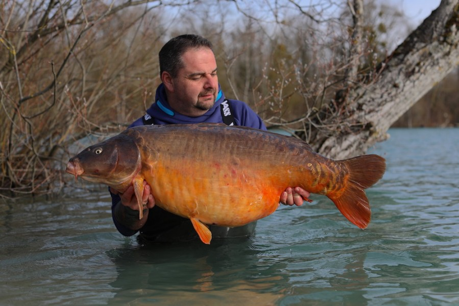 Simon Irons, 48lb 8oz, Co's Point, 22.02.20