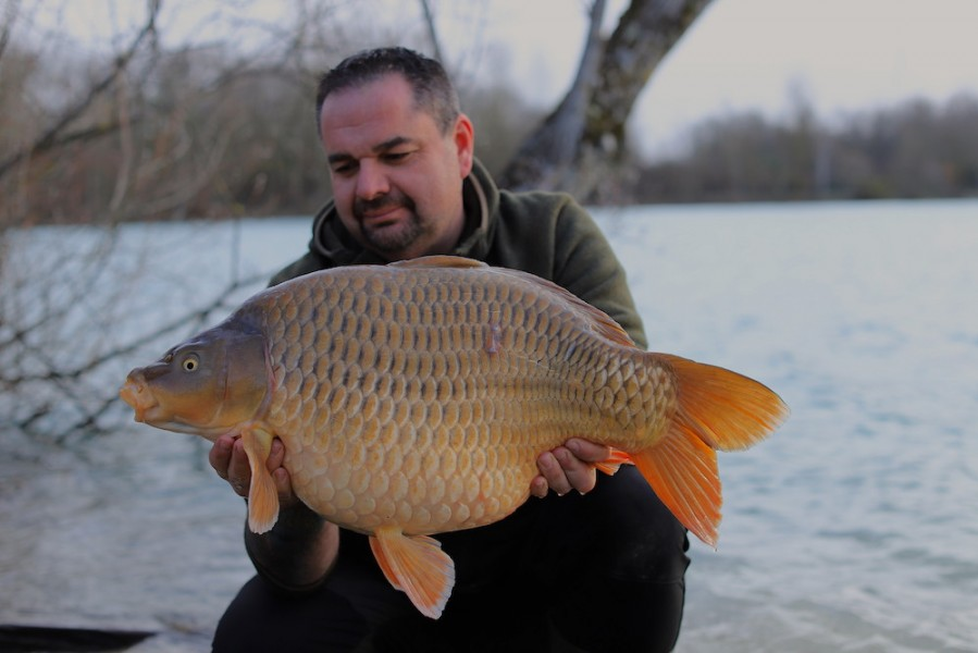 Simon Irons, 22lb, Co's Point, 22.02.20