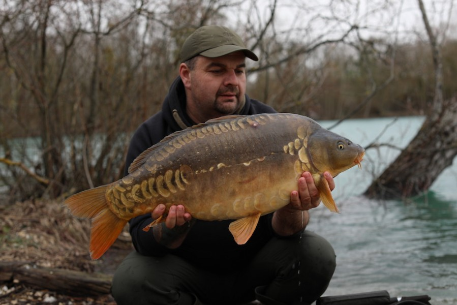 Simon Irons, 21lb, Co's Point, 22.02.20