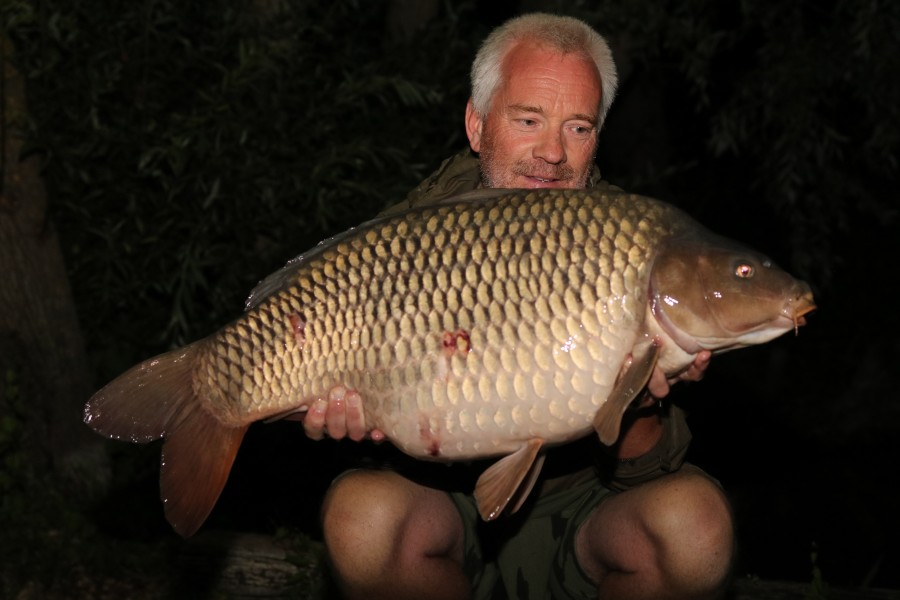Richard Winter - 35lb - The Alamo - 15/07/20