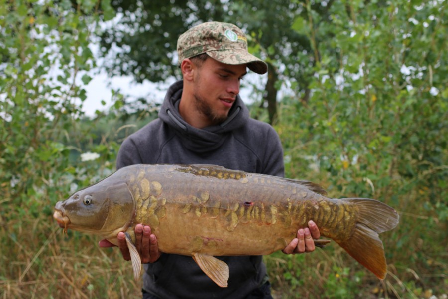 Jason Vandermerwe - 25lb - Stock Pond - 16/07/20