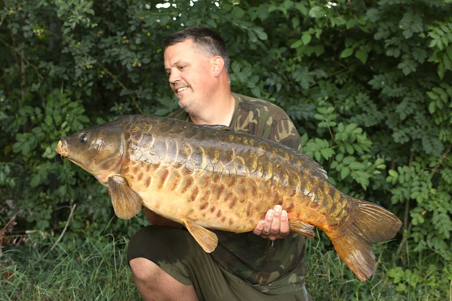 Colin Reed - 33lb 4oz - Big Southerly - 28/07/20