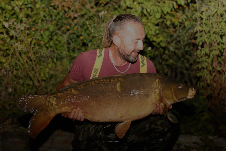 Chris Clarke, 35lb 8oz, Co's Point, 22.08.20