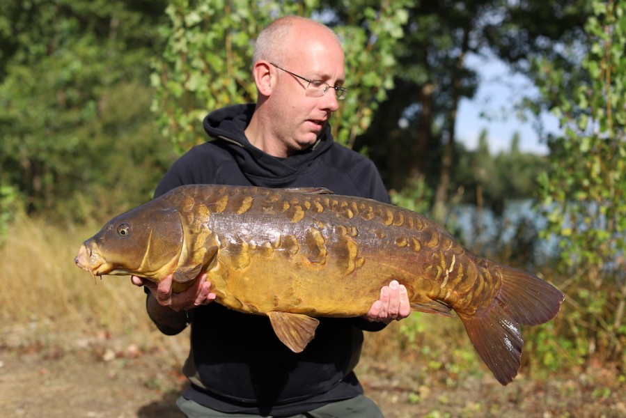 Jeff Maskell, 30lb, Pole Position, 22.08.20