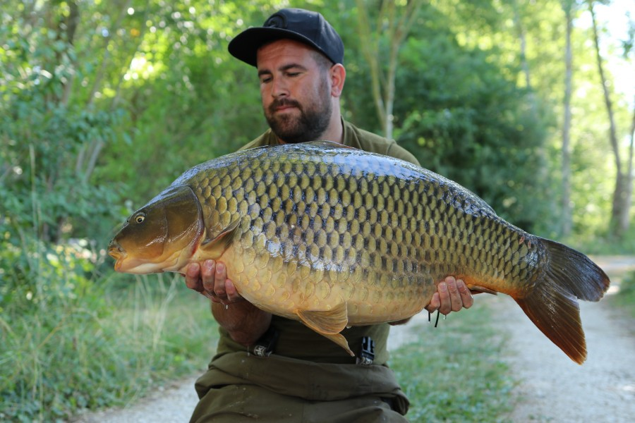 lee Prodger 36lb Big southerly 01.08.2020