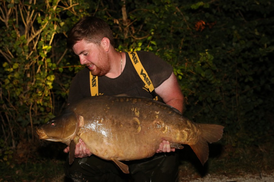Greg Bailie 47lb 12oz Big Southerly 15.08.20