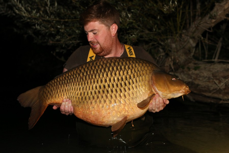 Greg Bailie 56lb 8oz Big Southerly 15.08.20