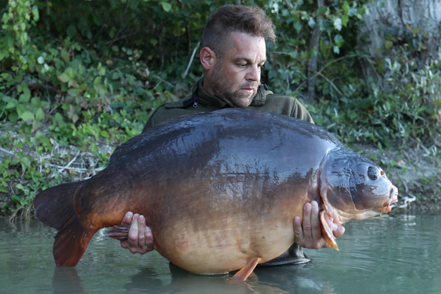 Matt Dawes, 72lb, Scotties, 05.09.2020