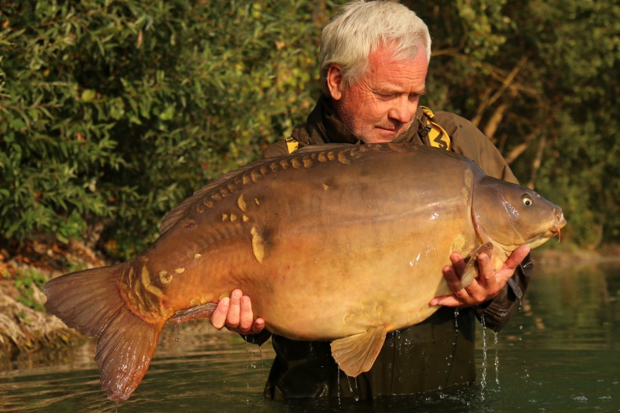 Richard Winters, 56lb 12oz, Bob's Beach, 05.09.2020