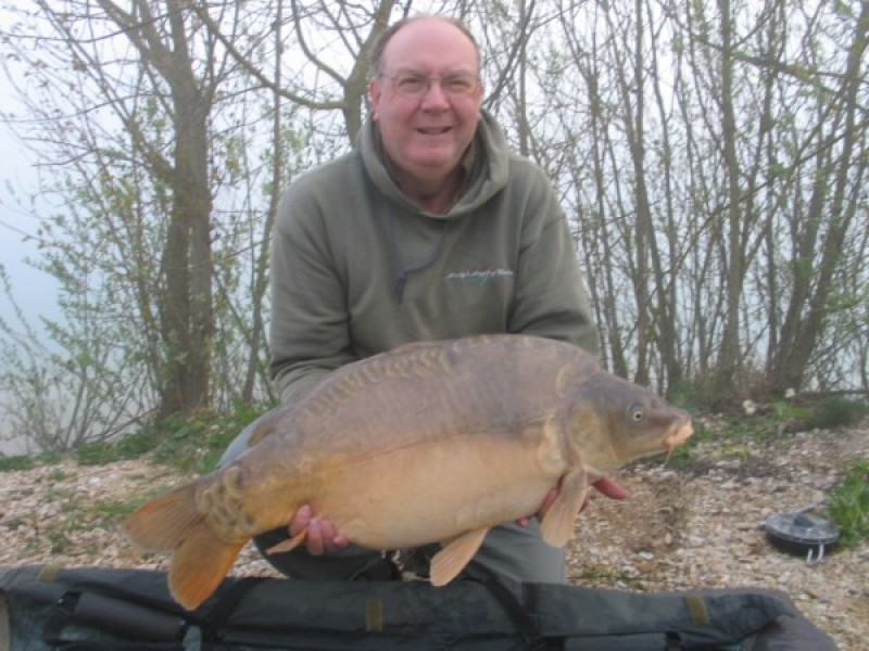 Les' fist and biggest Gigantica fish !