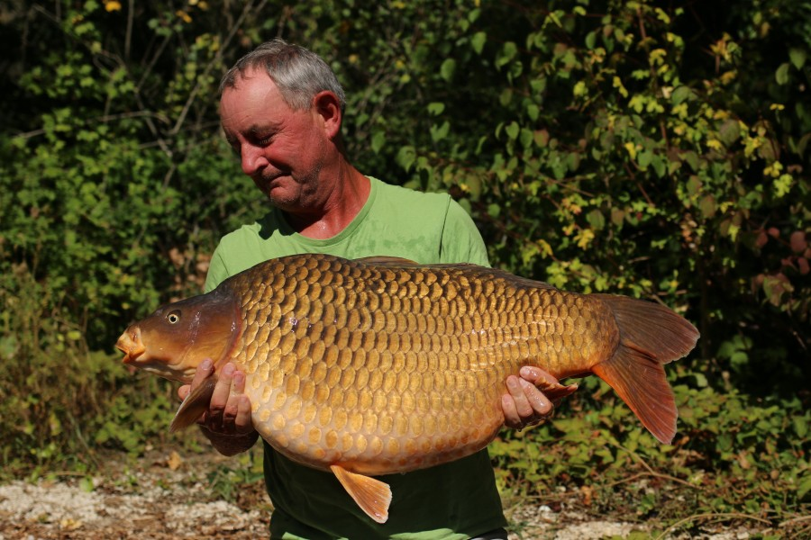 John Allan - 42lb 8oz - Co's Point - 2/09/20