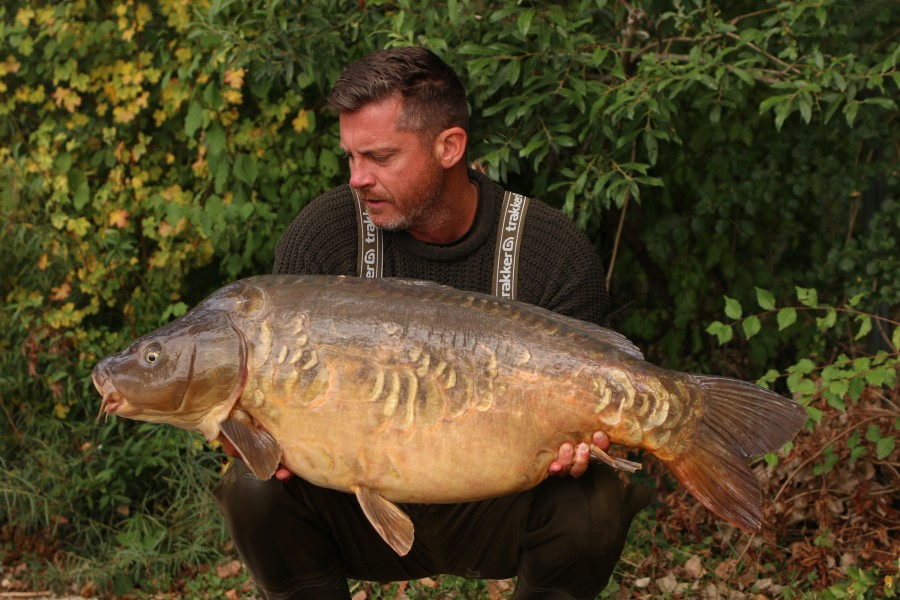 "You have to love this fish........""Soft Focus"" at 47lb 8oz..........."