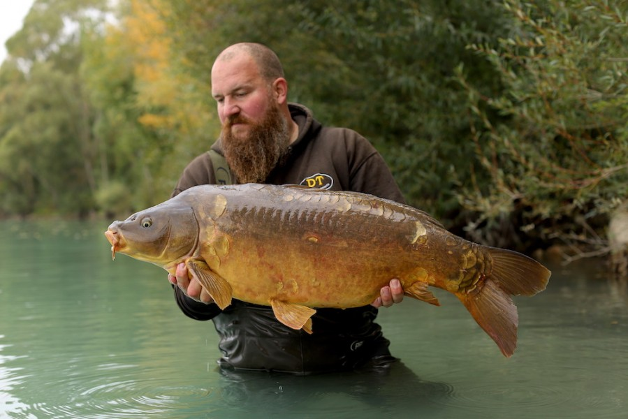 Anders Frenk, 33lb 4oz, Stink, 10.10.20