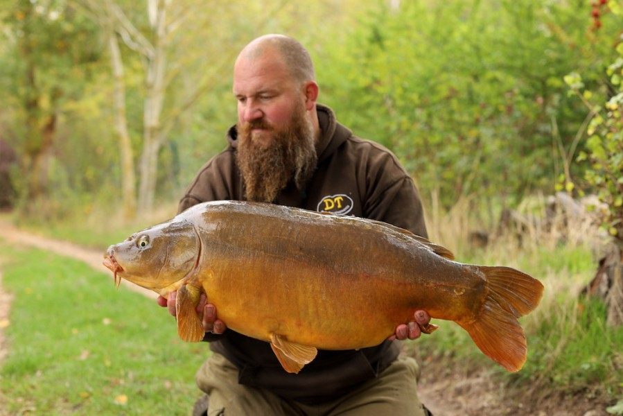 Anders Frenk, 32lb, Stink, 10.10.20