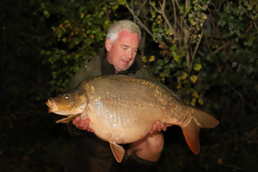 Rich Winter 39lb 8oz, Big Southerly, 10.10.20