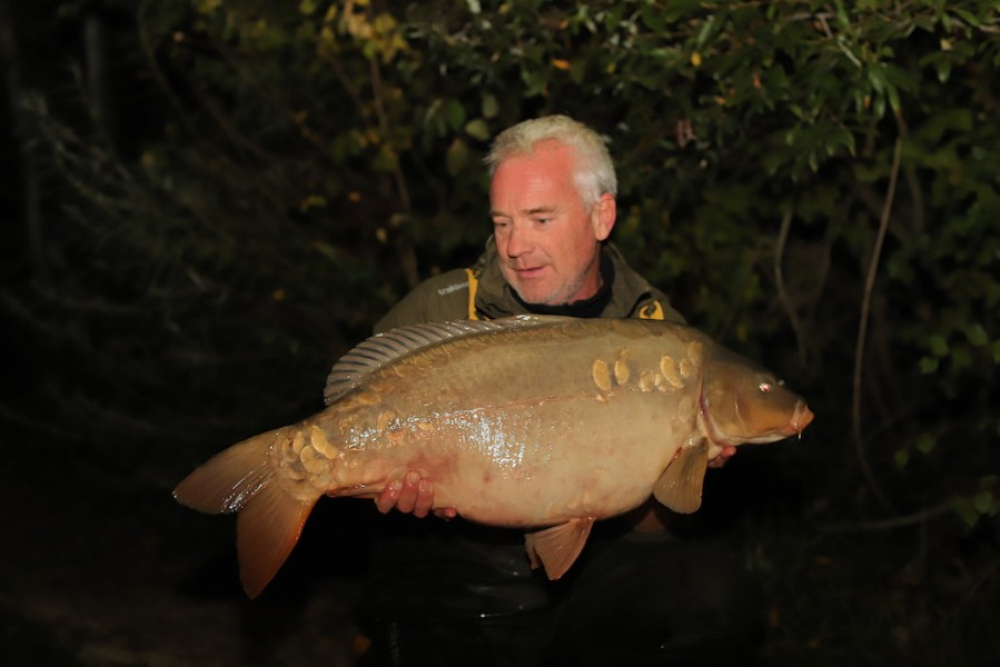 Rich Winter 34lb 8oz, Big Southerly, 10.10.20