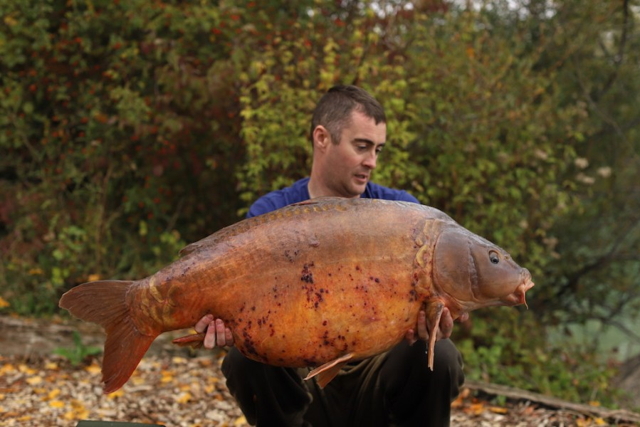 Paul Clements, 49lb 8oz, Co's Point, 10.10.20