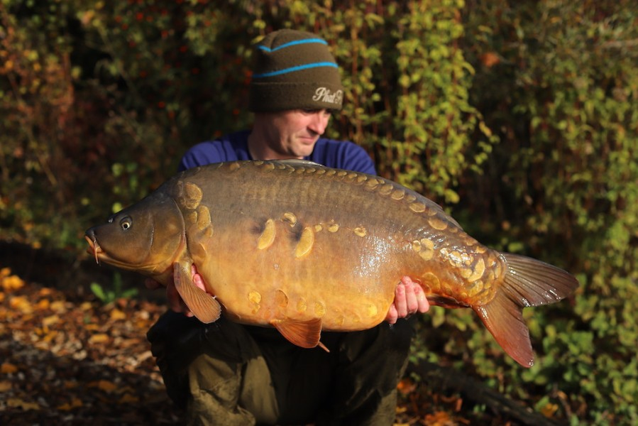 Paul Clements, 34lb, Co's Point, 10.10.20