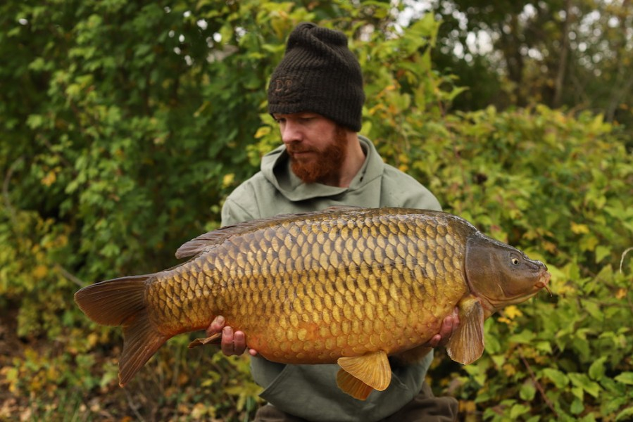 Nikolas Olesen, 34lb 8oz, Co's Point, 17.10.20