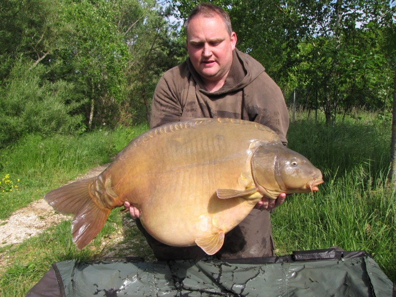 The Mighty 'Brutus' to Mark at a new PB 52.12