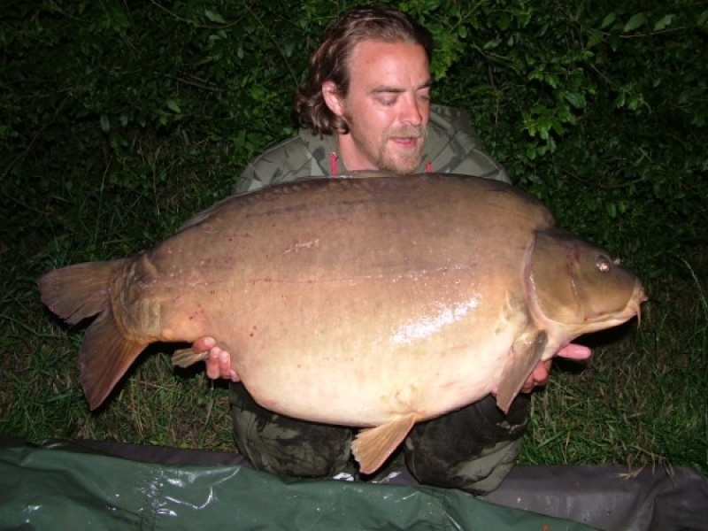Dutch John & 'The Giant' @ 74.08 - 34kg